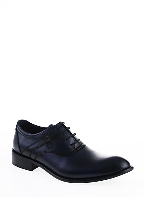 Derigo %100 Deri Klasik Ayakkabı Lacivert
